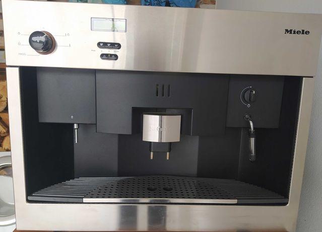 Máquina café encastre Miele CVA620