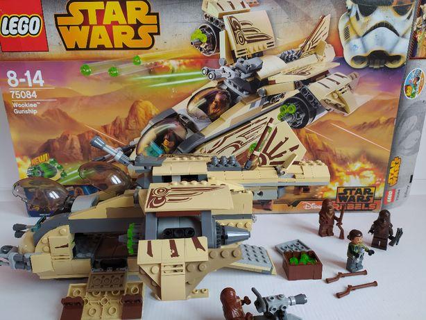 LEGO 75084 Star Wars Okręt bojowy Wookiee. Trzebnica Wrocław