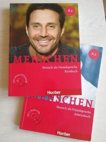 Książki z języka niemieckiego - 2 zestawy