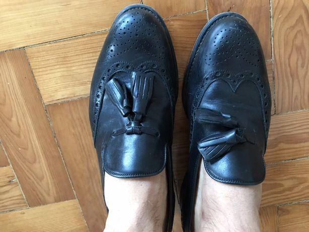 Sapatos Clássicos Oxford c/ berloques