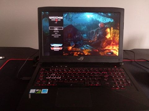 Laptop Asus ROG STRIX GL503V 15,6 Intel Core i5-7300HQ 8 GB 1000 GB