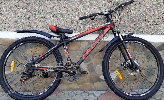 Велосипед підлітковий новий CROSS SPIDER від 140 см колеса 26 рама 15