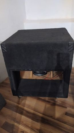 """Subwoofer pasywny Cubo 15"""" Sub bass 500W RMS"""
