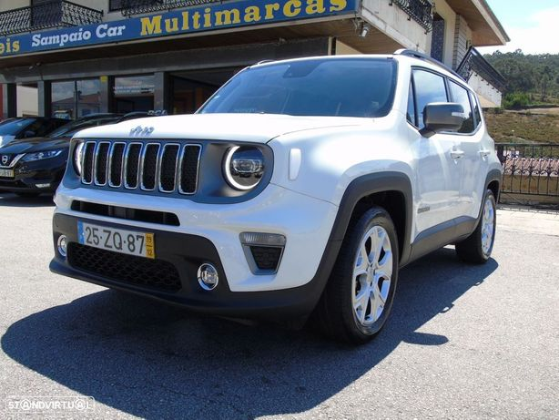 Jeep Renegade 1.0 T Limited