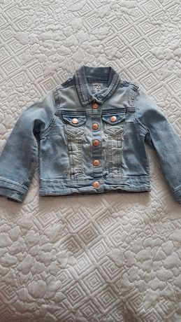 Курточка и Комбинезон джинсовые