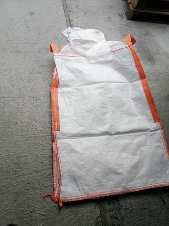 Hurtownia Worków Big Bag / z lejem górnym 120 cm wysokości