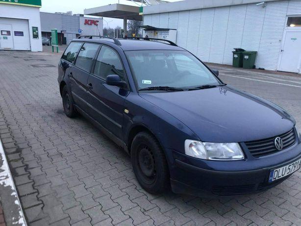 Volkswagen Passat 1.9tdi AFM 99r klima