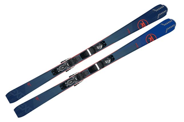 Narty ROSSIGNOL EXPERIENCE 74 + Xpress 10 B83 160cm; 168cm