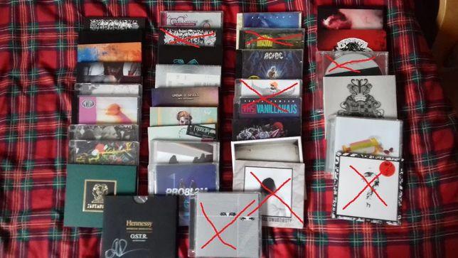 LIKWIDACJA kolekcji, muzyka za grosze, uniikaty!
