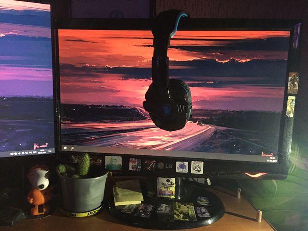 Продам компьютер + монитор LG
