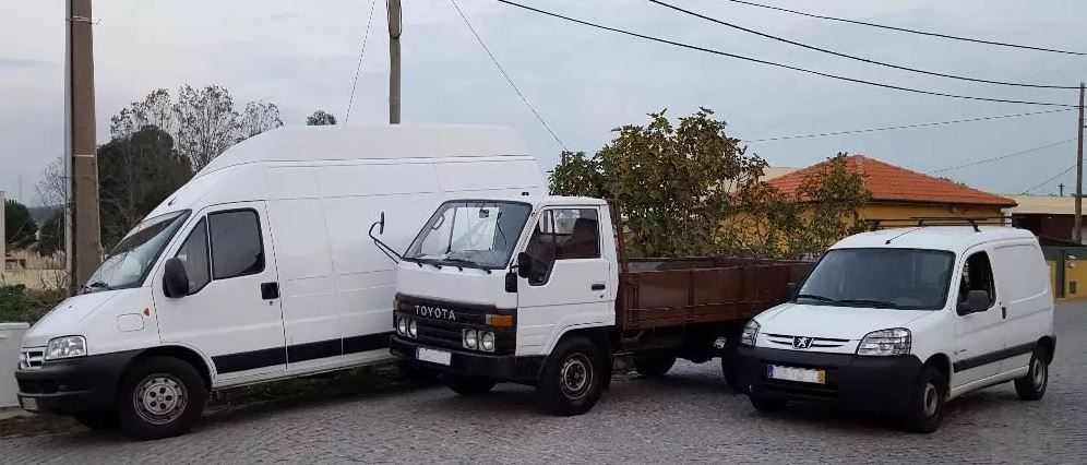 Mudanças & Transportes / Aluguer de carrinhas Canidelo - imagem 1