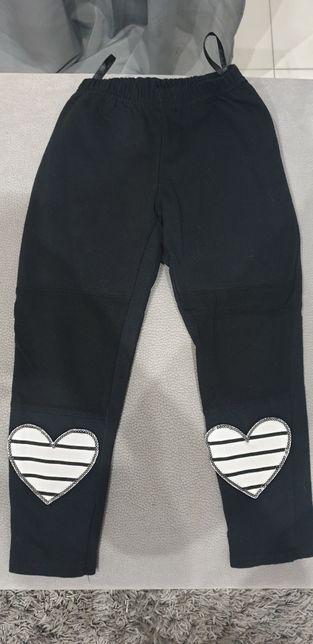 Spodnie dresowe 110-116cm