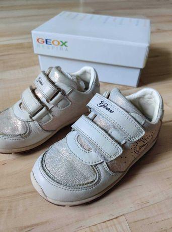Skórzane buty buciki Geox rozmiar 25