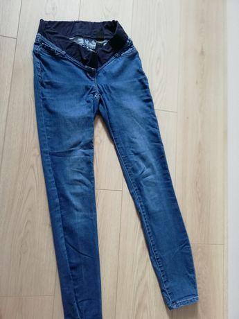 Spodnie ciążowe Next dzinsy jeansy dla kobiet w ciąży S