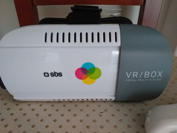 Óculos virtuais VR/BOX