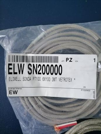 Датчик температуры pt 100 eliwell