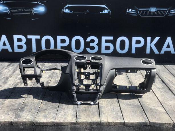 Форд Фокус 2 торпеда панель безпека безопасность AIRBAG аірбек