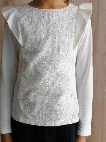 Galowa, elegancka bluzka Cool Club, r. 134