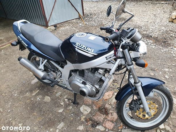 Suzuki GS 500 UF 35 A2