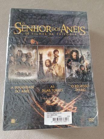 Trilogia Sr dos Aneis DVD
