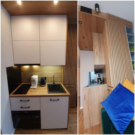 Nowy klimatyzowany 2 pok apartament Zajezdnia Wrzeszcz Zaspa Rowery