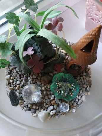 Декор для аквариума Домик в аквариум для рыбок Камешки в аквариум