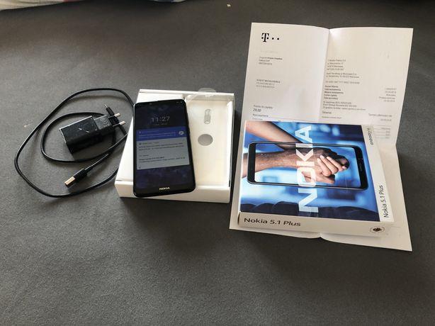 Nokia 5.1 Plus Jak nowa!