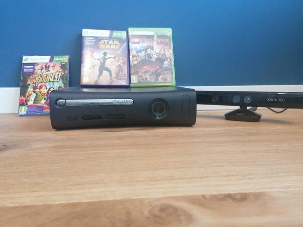 Xbox 360,kinect,pady,gry