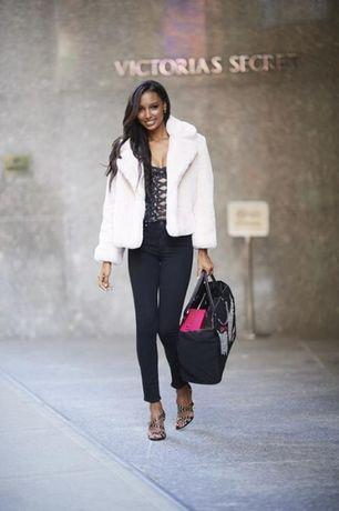 Victoria's secret faux coat свадебная шубка полушубок оригинал