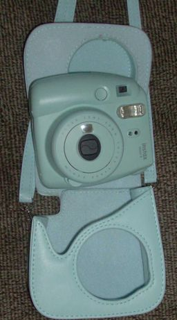 Maquina fotográfica Fujifilm instax mini 9 - versao Azul Gelo