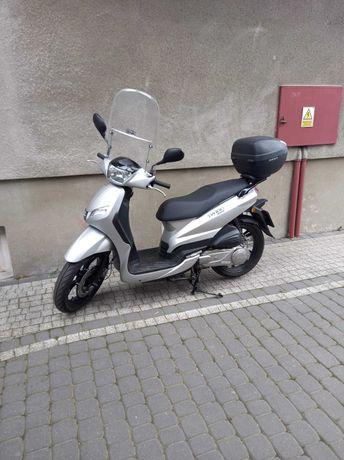 Skuter Peugeot Tweet 125 cm3 ABS