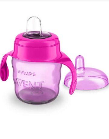 Чашка-непроливайка Philips Avent 6м+,200мл
