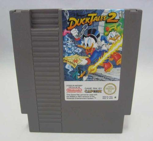 Nintendo NES Duck Tales 2