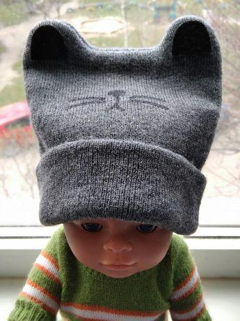 Продам детскую шапочку