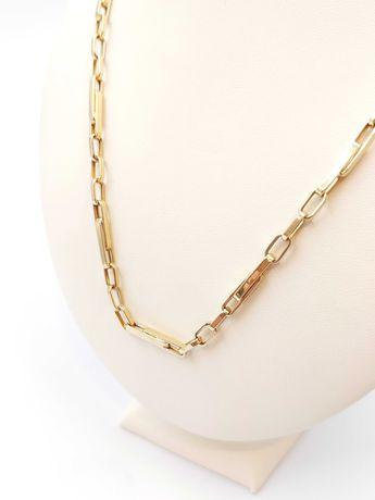 Złoty łańcuszek Pr. 585 Waga: 13,67 G Plus Lombard