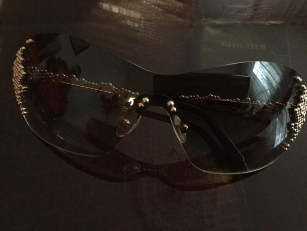 Очки солнцезащитные FRED Lunettes Pearls GOLD. Оригинал Made in France