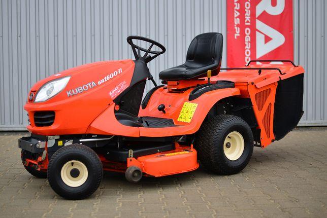 Traktorek Kubota GR1600-II (281201) - Baras