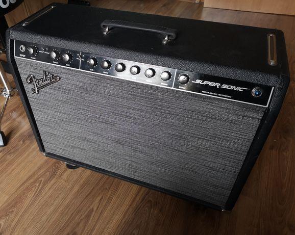 Fender Super-Sonic 60W | COMBO 1x12