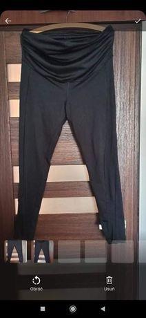 Sportowe legginsy ciążowe