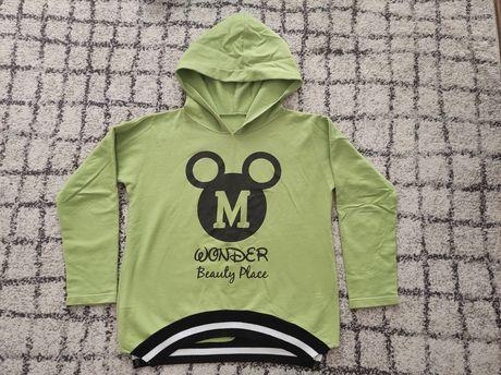Bluza Mickey Mouse R.128/polski producent