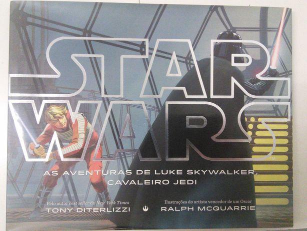 Star Wars - As Aventuras de Luke Skywalker, Cavaleiro Jedi Novo