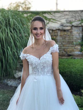 Весільне плаття Crystal desing