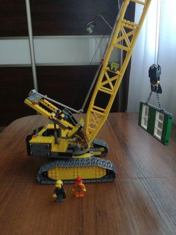 Klocki Lego City dźwig,żuraw 7632.