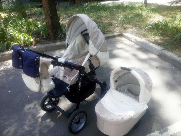 Универсальная детская коляска 2в1 Adbor Zipp (Польша)
