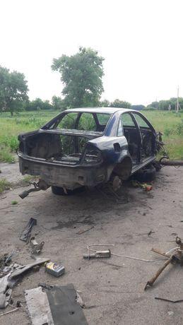 Audi a4 разобрана по запчастям