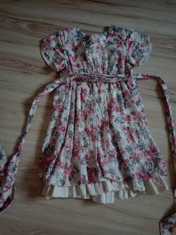 sukienka dziewczęca Coccodrillo 110 cm