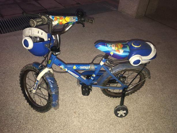 Vendo bicicleta NOVA de criança