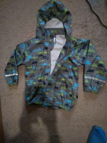 куртка осенняя ветровка мальчик р.122-125