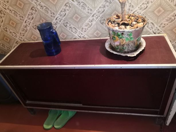 Тумба для обуви деревянная