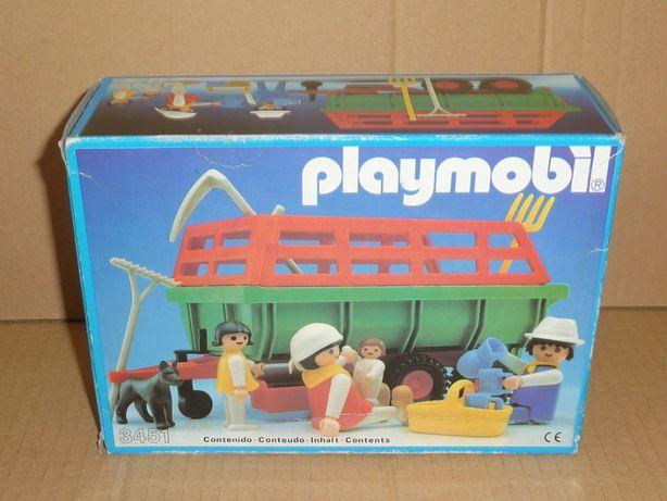 playmobil 3451 Farm Trailer (Quinta)